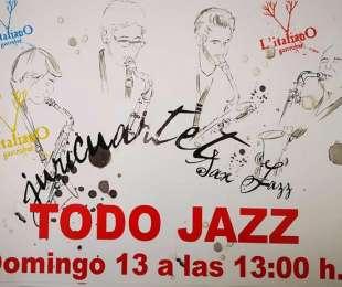 JuriCuartet Sax Jazz